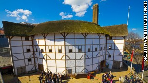 Shakespeare's Globe theater (London)