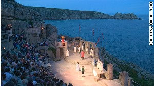 Minack Theatre (Cornwall, UK)