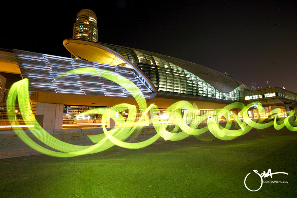 LIGHT GRAFFITI 22