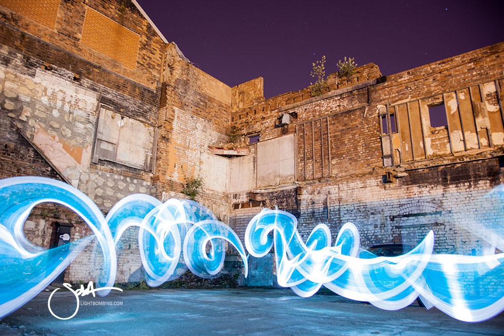 LIGHT GRAFFITI 17